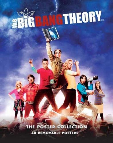 The Big Bang Theory: Poster Collection: 40 Removable Posters