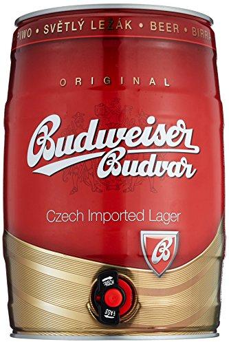 Budweiser Budvar Partyfass (1 x 5 l)