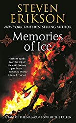 Cover of Memories of Ice