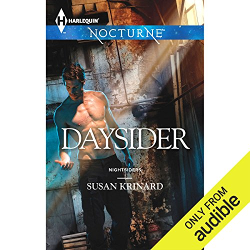 Daysider audiobook cover art
