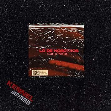 Lo de Nosotros (feat. Lucas Beguerie)