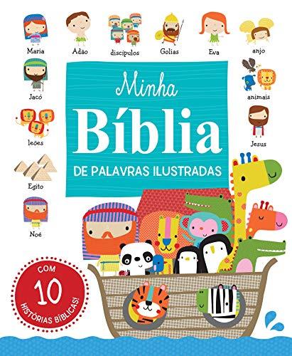 Minha Bíblia de palavras ilustradas