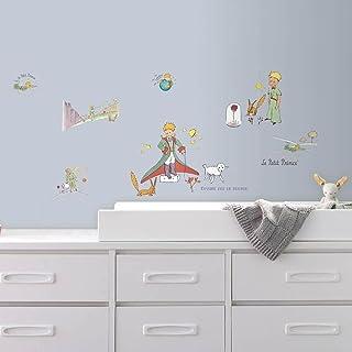 Thedecofactory Le Petit Prince Roommates-Adhesivos Reutilizables (26) Unidades