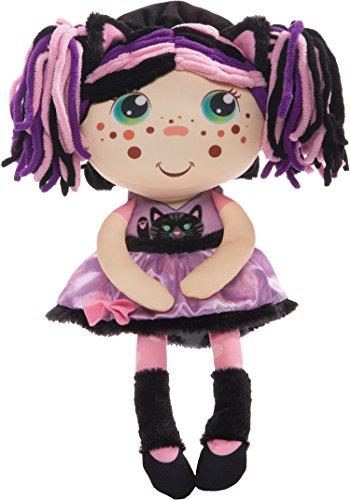 flipzee Niñas Zuri Suave muñeca