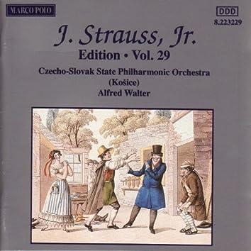 STRAUSS II, J.: Edition - Vol. 29