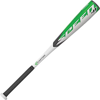 EASTON SPEED -11 USSSA Big Barrel Youth Baseball Bat | 2 5/8 inch Barrel | 2020 | 1 Piece Aluminum | Lightweight ALX50 Military Grade Alloy | Pro Style Concave End Cap | Cushioned 2.2mm Flex Grip