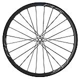 SHIMANO Rueda del RS770 C30 ET 12/100 CU/TL DIS Ciclismo Unisex Adulto, Multicolor(Multicolor), 622x17c / Altura 28 mm/Ancho 23 mm