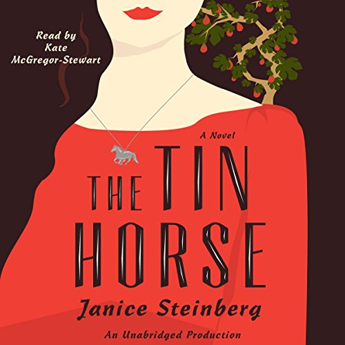 The Tin Horse audiobook cover art