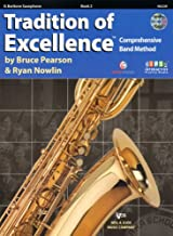 W62XR - Tradition of Excellence Book 2 - Eb Baritone Saxophone