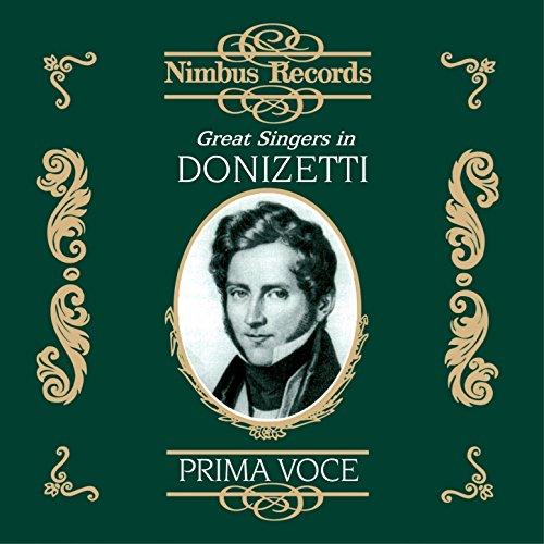 Don Pasquale: Pronto io son…Vado, corro (Recorded 1921)