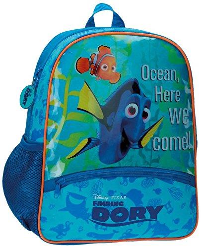 Joumma 47622A1 Buscando A Dory Mochila Escolar, 33 cm, Multicolor