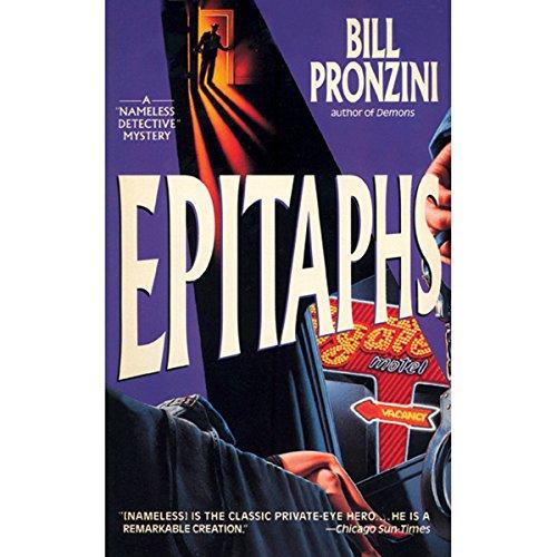 Epitaphs audiobook cover art