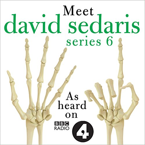 Meet David Sedaris: Series Six audiobook cover art
