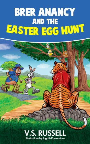 Book: Brer Anancy and the Easter Egg Hunt by V.S. Russell