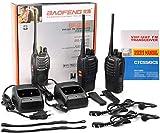 Zoom IMG-1 funingeek walkie talkie ricaricabile lunga
