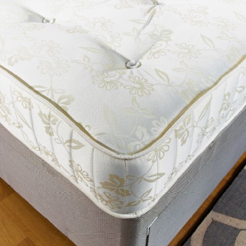 Hf4You 5Ft Kingsize Deluxe Beds 10' Deep Regal Firm Orthopaedic Mattress Next Day