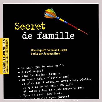 Enigmes et aventures : « Secret de famille » (Les pièces policières du lundi soir) - Single