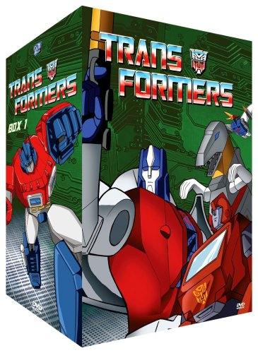 Transformers - Coffret Partie 1