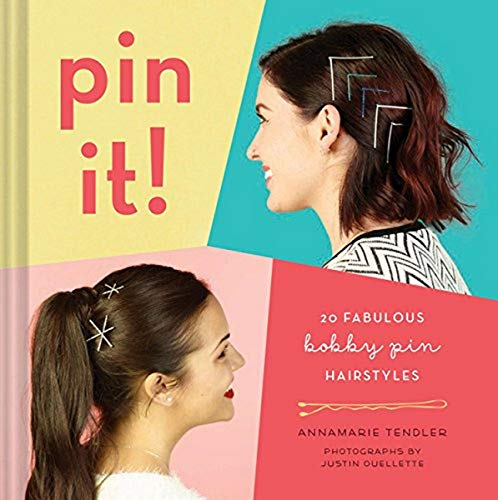 Pin It!: 20 Fabulous Bobby Pin Hairstyles