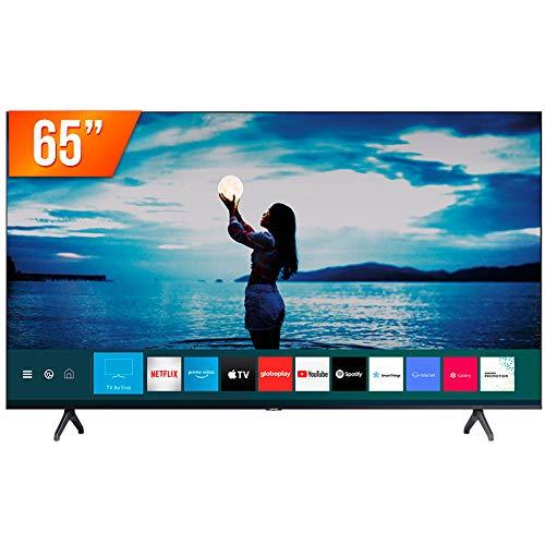 Smart TV LED 65' Ultra HD 4K Samsung 65TU7020 Crystal 2 HDMI 1 USB Bluetooth