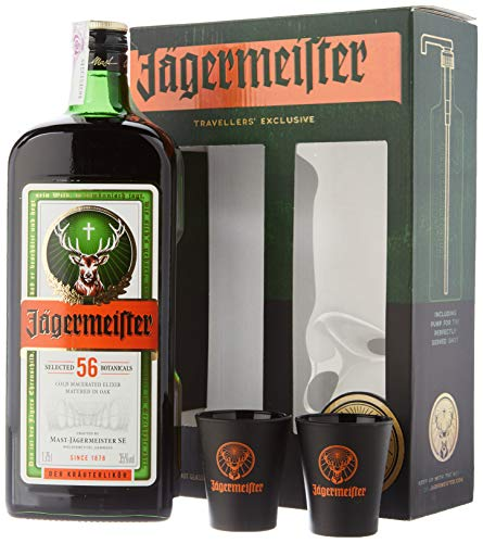 Jägermeister 1,75 litros