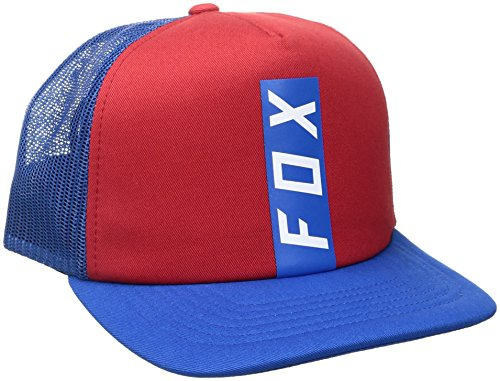 Fox - Gorra de béisbol - para Hombre Rojo Talla única