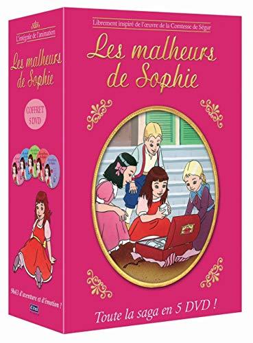 Les Malheurs de Sophie - L'intégrale de la saga [Francia] [DVD]
