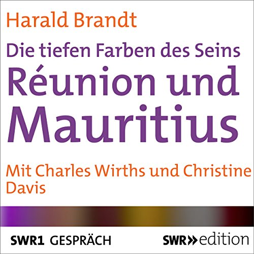 Réunion und Mauritius audiobook cover art