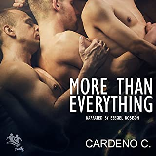 More than Everything audiobook cover art