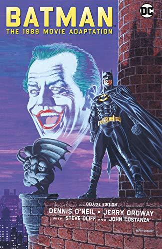 Batman: The 1989 Movie Adaptation Deluxe Edition (English Edition)