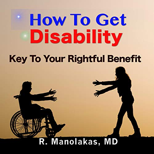 How to Get Disability audiobook cover art
