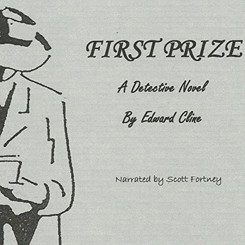 First Prize audiobook cover art