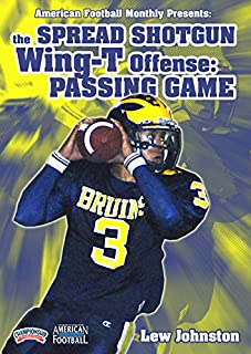 Lew Johnston: The Spread Shotgun Wing-T Offense: Passing Game (DVD)
