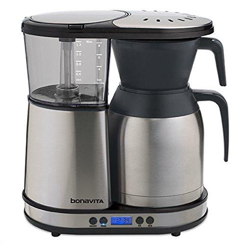 Bonavita BV1900TD 8-Cup Programmable Thermal Carafe Coffee Maker
