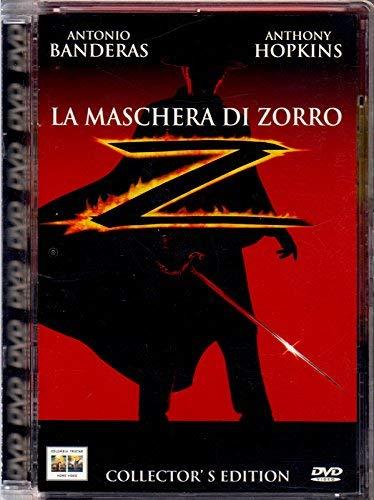 La maschera di Zorro 1^ edizione Italiana COLUMBIA SJB SUPER JEWEL BOX