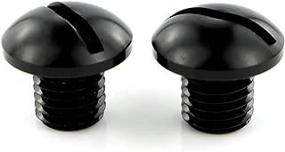 triumph bonneville mirror hole plugs