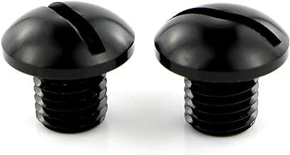 Xitomer Mirror Hole Plugs, M10x1.25 Aluminum Bolt for Yamaha FZ-07 / FZ-09 / XSR900, KAWASAKI Z650 / Z900 / Z1000, Honda Grom / CRF1000L, KTM Duke 1290, Triumph, SUZUKI DR-Z 400S, DUCATI and More