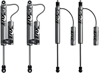 Fox 2.0 Performance Reservoir Shock Set 2005-2016 Ford F250 4WD w/6-7