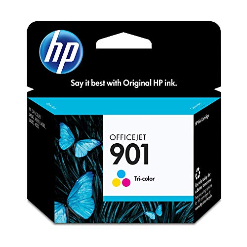 HP 901 Officejet 901 Tri-Color Officejet Ink Cartridge Ink Cartridges, 15 – 32 °C, 60 g, 50 g