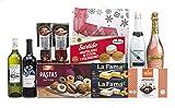 Lote Regalo Cesta de Navidad 2020 Gourmet · Regalo Personal o de Empresa · Agradecimiento Navideño. Incluye Opcionalmente Tarjeta Dedicada y Personalizada (Lote 02)