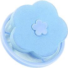 ZXR.Elwood Flower Shape Washing Machine Hair Filter Bag Hair Collector Decontamination Laundry Wash Ball