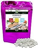 Vitamina D / 90 comprimidos de 500mg / NAKURU Boost / Fabricado en Francia / 'La Vitamina del Sol!'