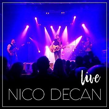 Nico Decan Live