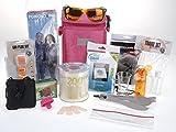 Festival Kit de voyage–Sac isotherme contenant tous les Kit pour Festival adeptes.