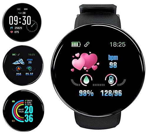 Smart Watch,Fitness Tracker Watch with Heart Rate...