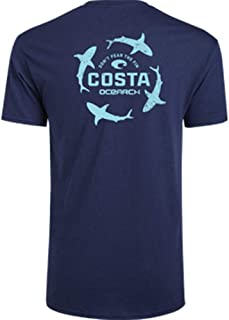 Costa Del Mar Freeport Short Sleeve Tee