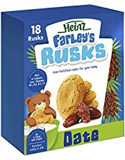 Heinz Farley's Rusks Dates, 300gm