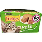 Purina Friskies Cat Food Poultry/Seafood 60 Cans /5.5 Oz Net Wt 330 Oz, 330 oz