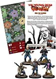 The Walking Dead: All Out War - Fear The Hunters Expansion - EN