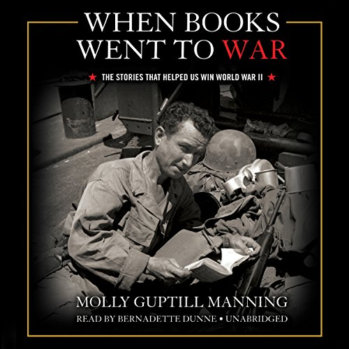 When Books Went to War  Audiolibri